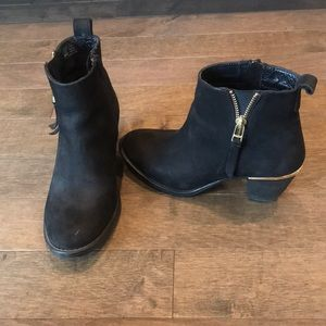 Steve Madden Whendy leather ankle boot